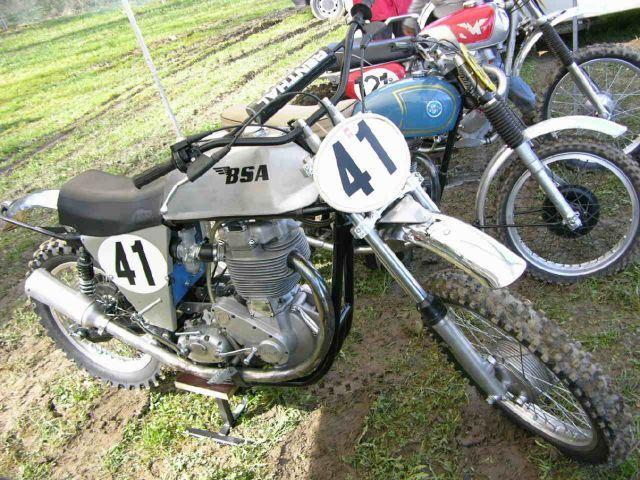 BSA 1962 von Willy Läderach